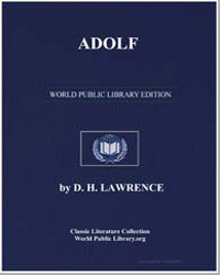 Adolf by Lawrence, D. H.