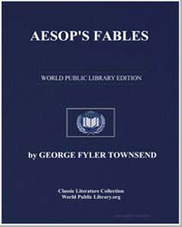 Aesop's Fables by Townsend, George Fyler