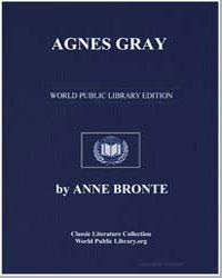 Agnes Gray by Brontë, Anne
