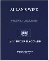 Allan's Wife and Other Tales by Haggard, Henry Rider