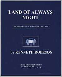 A Doc Savage Adventure : Land of Always-... by Robeson, Kenneth