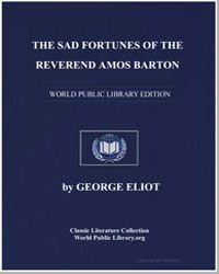 The Sad Fortunes of the Reverend Amos Ba... by Eliot, George