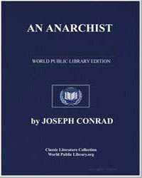 An Anarchist by Conrad, Joseph