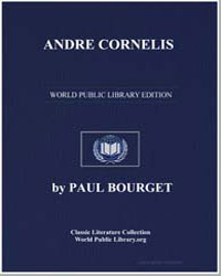 Andre Cornelis by Bourget, Paul