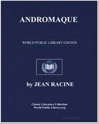 Andromaque by Racine, Jean