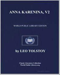 Anna Karenina, Vol. 2 by Tolstoy, Leo