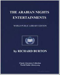 The Arabian Nights Entertainments by Burton, Richard Francis, Sir