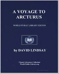 A Voyage to Arcturus by Lindsay, David