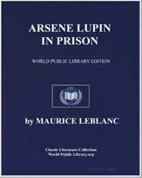 Arsene Lupin in Prison by Leblanc, Maurice