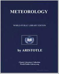 Meteorology by Aristotle