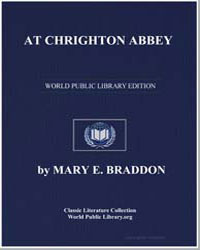 At Chrighton Abbey by Braddon, Mary Elizabeth