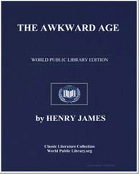 The Awkward Age by James, Henry