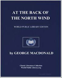 At the Back of the North Wind by Macdonald, George