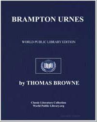 Brampton Urnes by Browne, Thomas, Sir