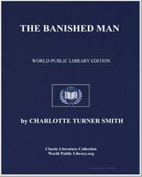 The Banished Man by Smith, Charlotte Turner