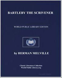 Bartleby the Scrivener by Melville, Herman