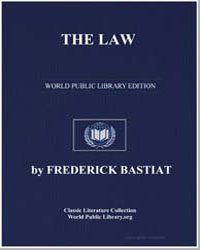 The Law by Bastiat, Frédéric