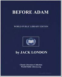 Before Adam by London, Jack