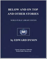 Below and on Top and Other Stories by Dyson, Edward