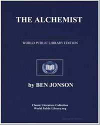 The Alchemist by Johnson, Ben