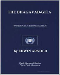 The Bhagavad-Gîtâ by Arnold, Sir Edwin
