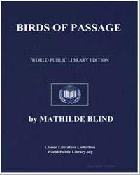 Birds of Passage by Blind, Mathilde