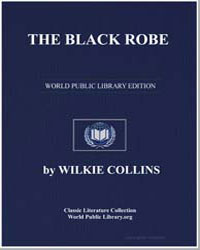 The Black Robe by Collins, Wilkie