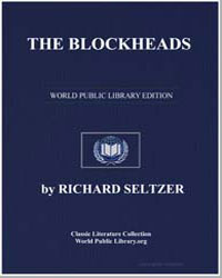 The Blockheads by Seltzer, Richard