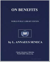 On Benefits by Seneca, L. Annaeus