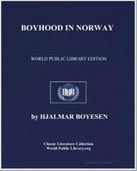 Boyhood in Norway by Boysen, Hjalmar Hjorth