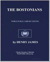 The Bostonians by James, Henry
