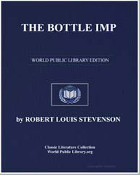 The Bottle Imp by Stevenson, Robert Louis