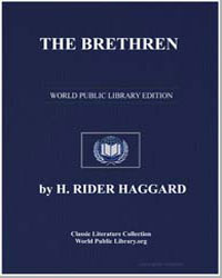 The Brethren by Haggard, Henry Rider