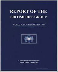 Report of the British Rife Group by