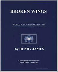 Broken Wings by James, Henry