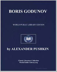 Boris Godunov by Pushkin, Alexander