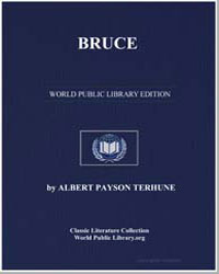 Bruce by Terhune, Albert Payson