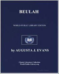 Beulah by Evans, Augusta Jane
