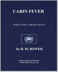 Cabin Fever by Bower, Bertha Muzzy