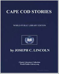 Cape Cod Stories by Lincoln, Andrew Carey
