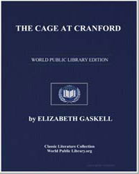 The Cage at Cranford by Gaskell, Elizabeth Cleghorn