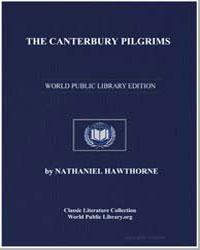The Canterbury Pilgrims by Hawthorne, Nathaniel
