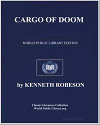 Cargo of Doom by Robeson, Kenneth