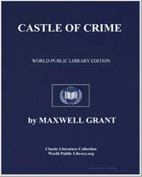Castle of Crime by Grant, Maxwell