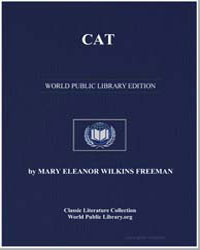 Cat by Freeman, Mary Eleanor Wilkins, Mrs.