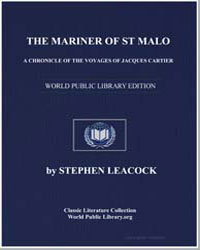 The Mariner of St Malo : A Chronicle of ... by Leacock, Stephen