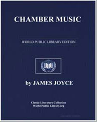 Chamber Music by Joyce, James