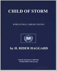 Child of Storm by Haggard, Henry Rider