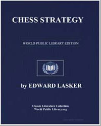 Chess Strategy by Lasker, Eduard