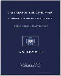 Captains of the Civil War : A Chronicle ... by Wood, William